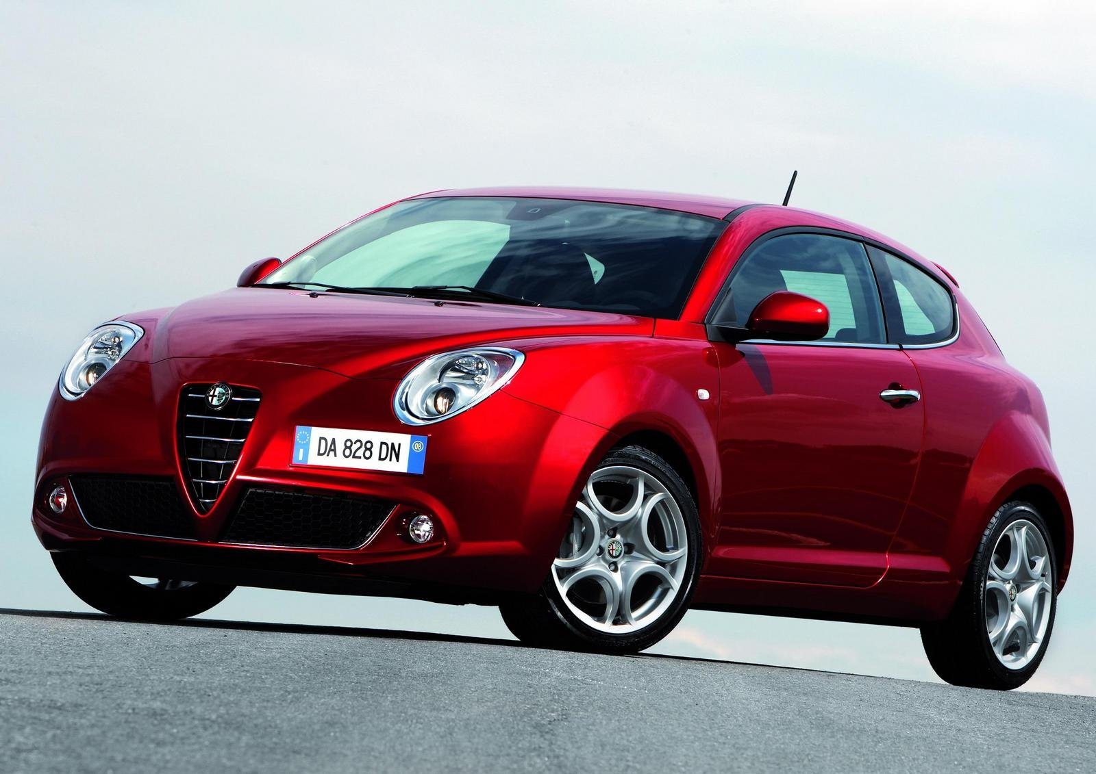 2009 Alfa Romeo MiTo Wallpaper