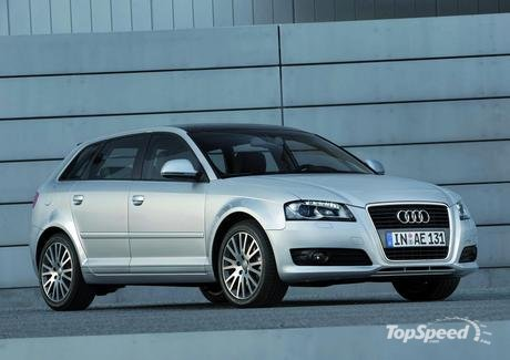 audi a3 sportback s line 2009. Audi can also supply the