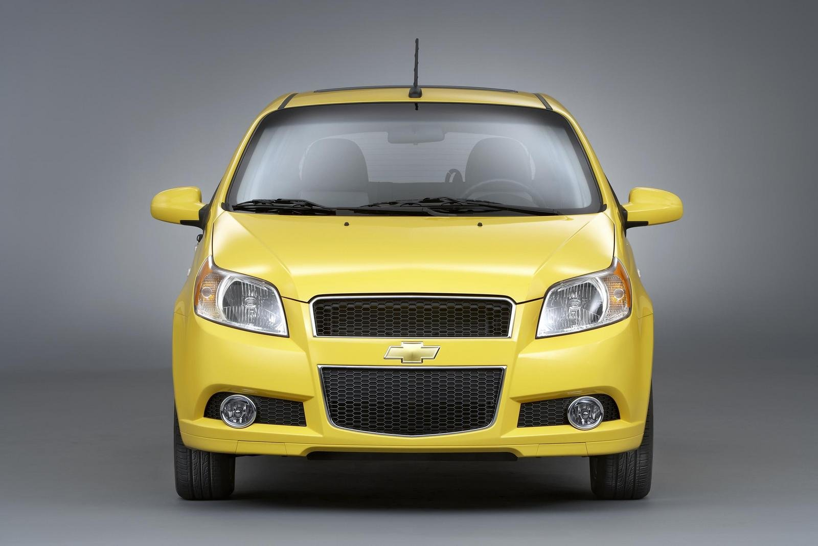 Chevrolet Aveo 5 review