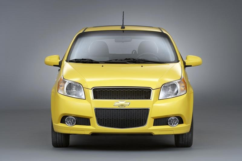 2009 Aveo and Aveo5 pricing announced