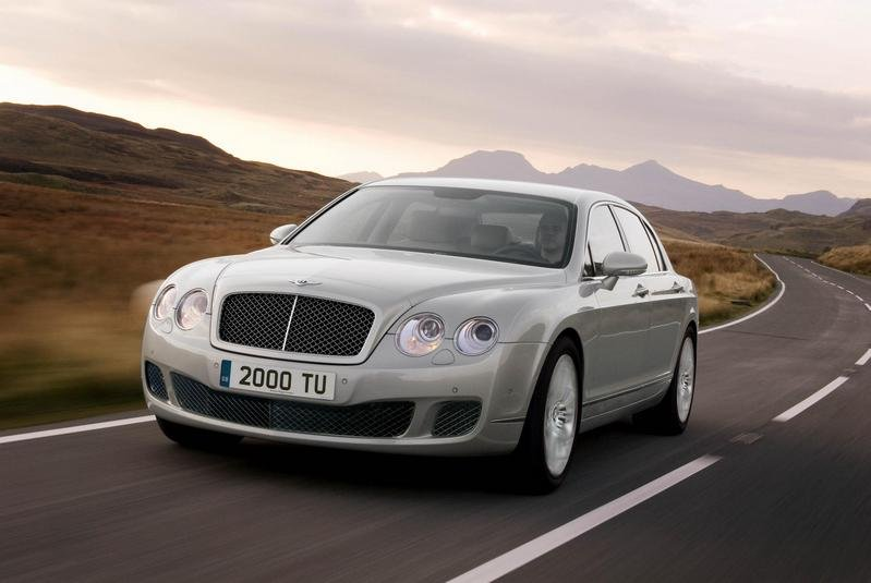 2009 Bentley Continental Flying Spur and Continental Flying Spur Speed