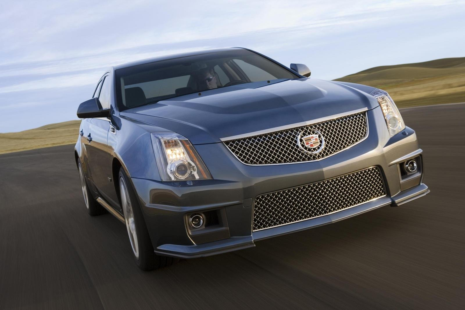 2009 cadillac cts v officially rated at 556 hp news top. Black Bedroom Furniture Sets. Home Design Ideas
