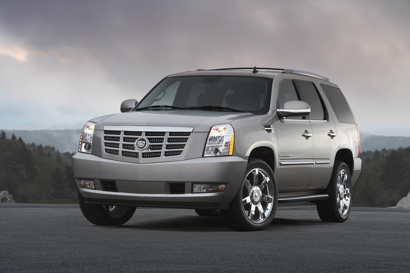 2009 cadillac escalade gets flexfuel capability news top speed. Black Bedroom Furniture Sets. Home Design Ideas