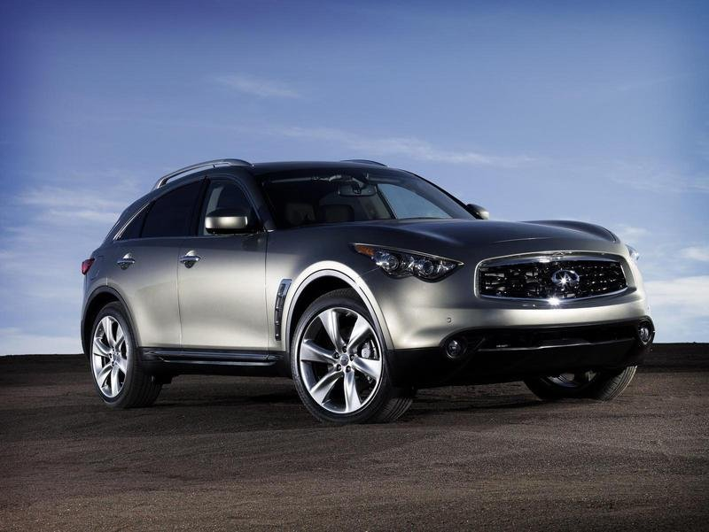 2009 Infiniti FX50 and FX35 pricing announced
