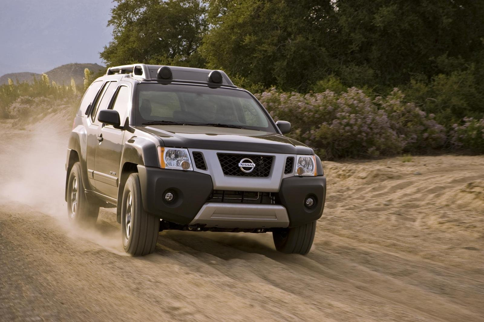2009 nissan xterra review - top speed