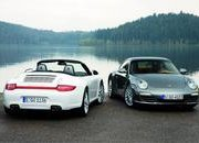 Porsche Carrera 4 and 4S