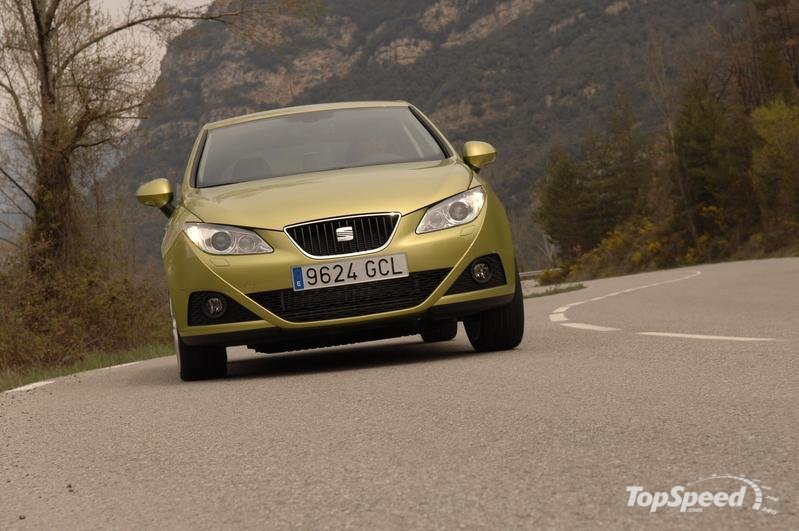 2009 seat ibiza review top speed. Black Bedroom Furniture Sets. Home Design Ideas