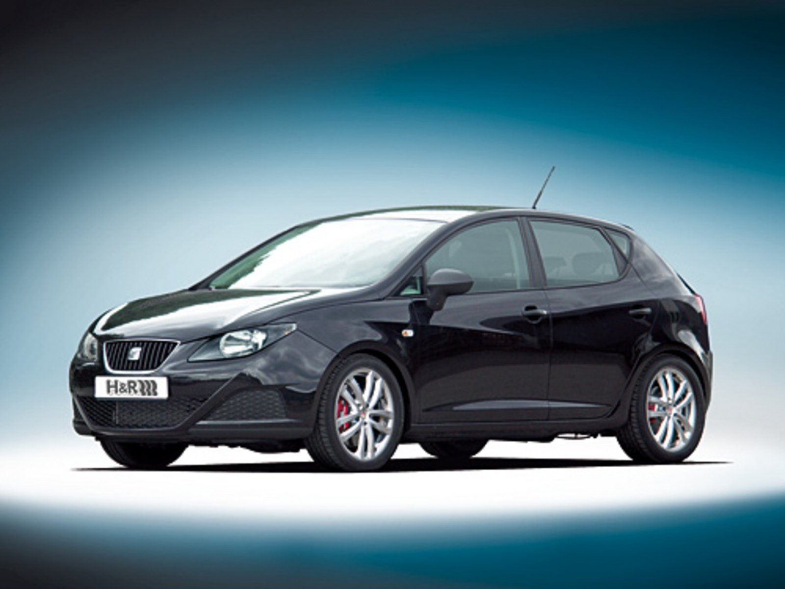 2009 seat ibiza by h r news top speed. Black Bedroom Furniture Sets. Home Design Ideas