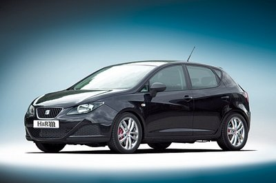 2009 Seat Ibiza by H&R