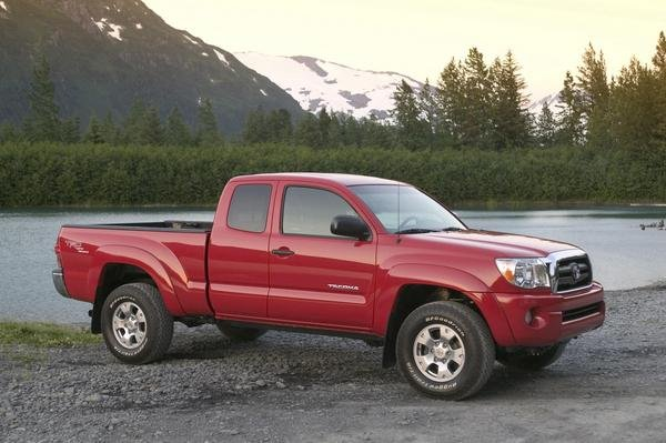 2009 toyota tacoma pricing announced car news top speed. Black Bedroom Furniture Sets. Home Design Ideas