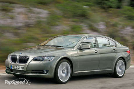 Latest Car: 2010 BMW 7 Series High Security Cars wallpapers and images