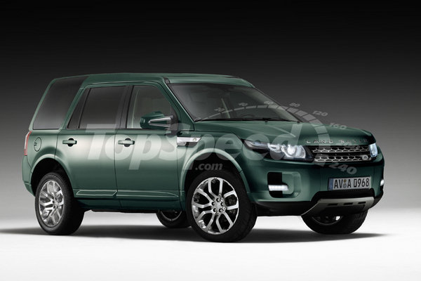 Land Rover S Future 7 Seater Will Be Called Ventura Car