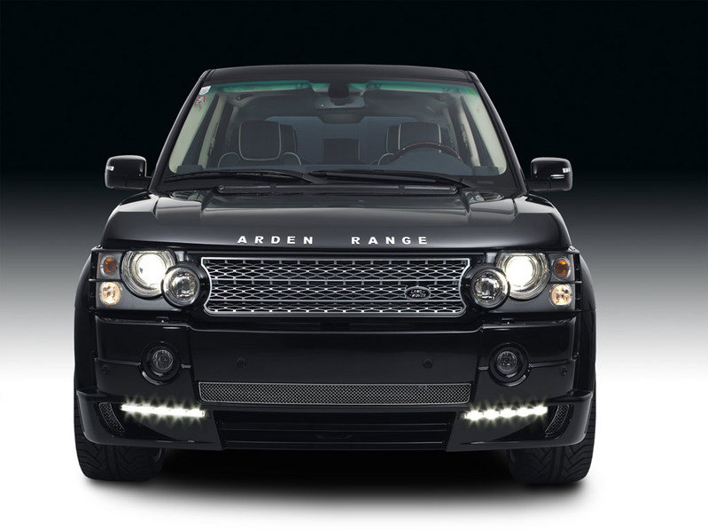 Arden AR7 Highlander based on the Range Rover