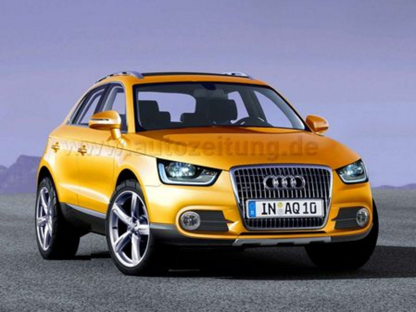 Audi Q Reviews Specs Prices Photos And Videos Top Speed - Audi q1