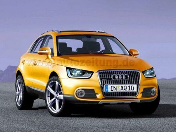 audi q1 coming in 2012 picture