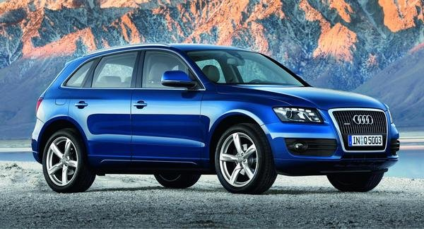audi q5 will feature new mmi system car news top speed. Black Bedroom Furniture Sets. Home Design Ideas