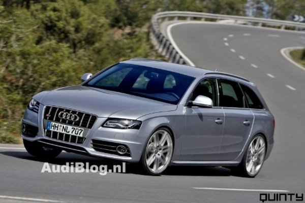 audi s4 avant renderings picture
