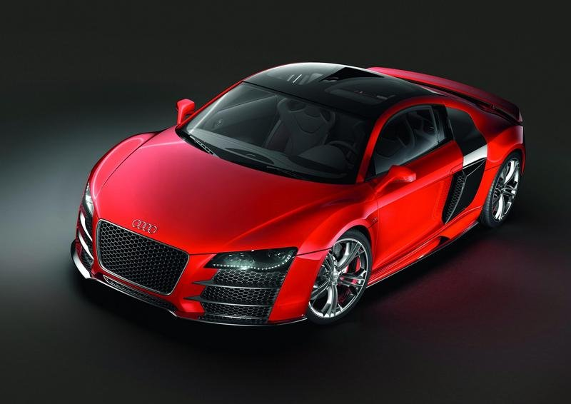 Audi working on new supercar?