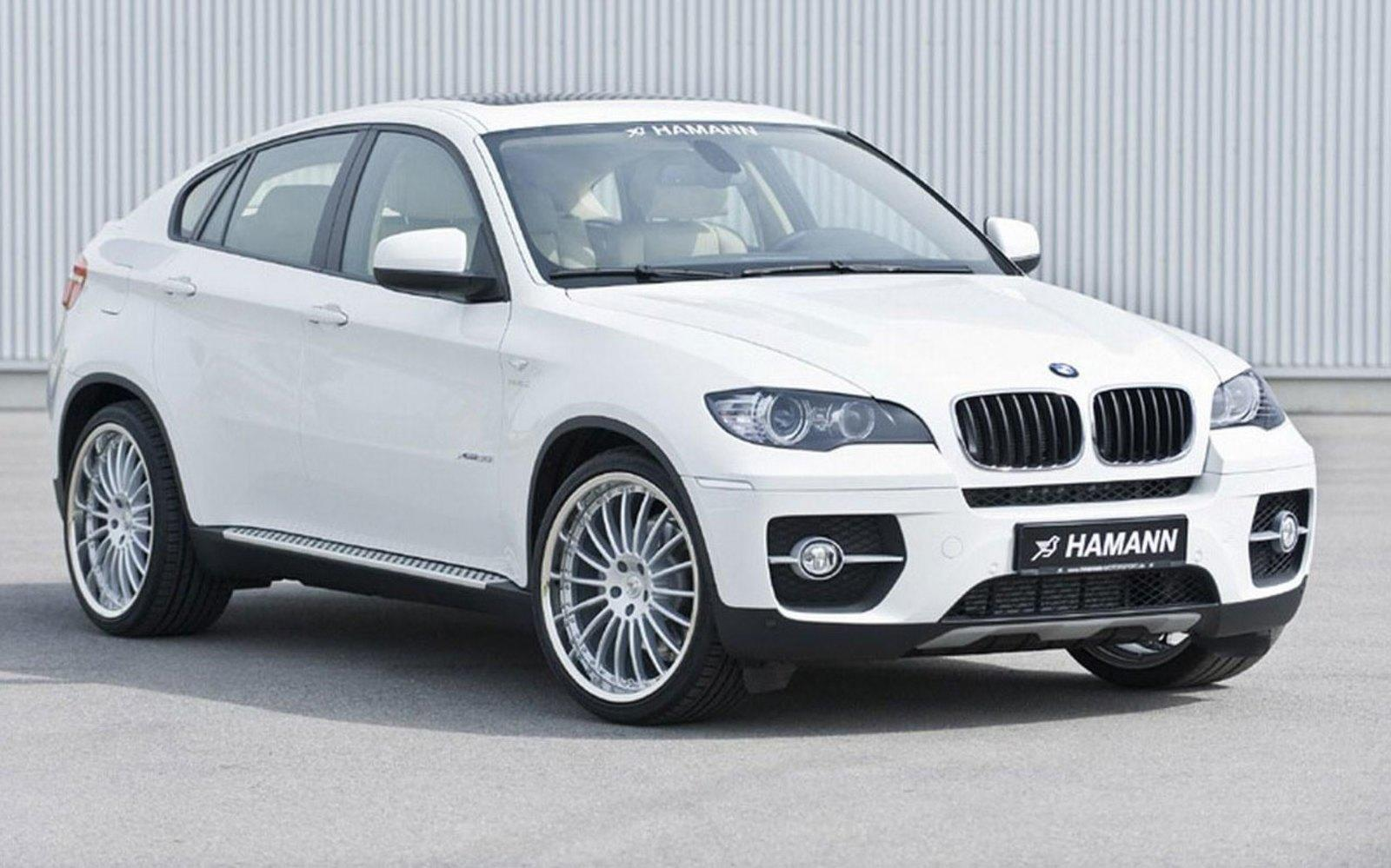 Bmw X6 By Hamann Review Gallery Top Speed