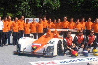 Caparo will debut at Le Mans