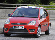 Ford Fiesta Zetec S Red