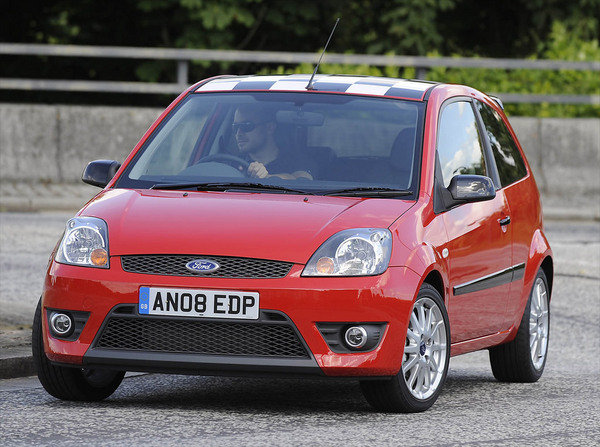 2008 Ford Fiesta Zetec S Red Review