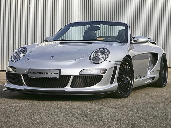 Gemballa Avalanche Gemballa Avalanche Roadster