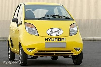 Hyundai's eyes on micro car segment
