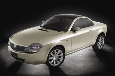 Lancia Aurelia Concept will debut at the Paris Auto Show