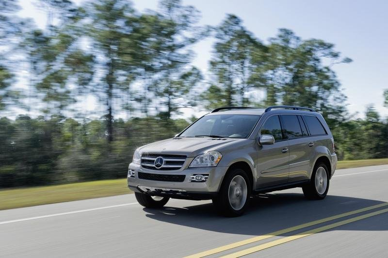 2008 Mercedes R 320 BlueTEC, ML 320 BlueTEC and GL 320 BlueTEC