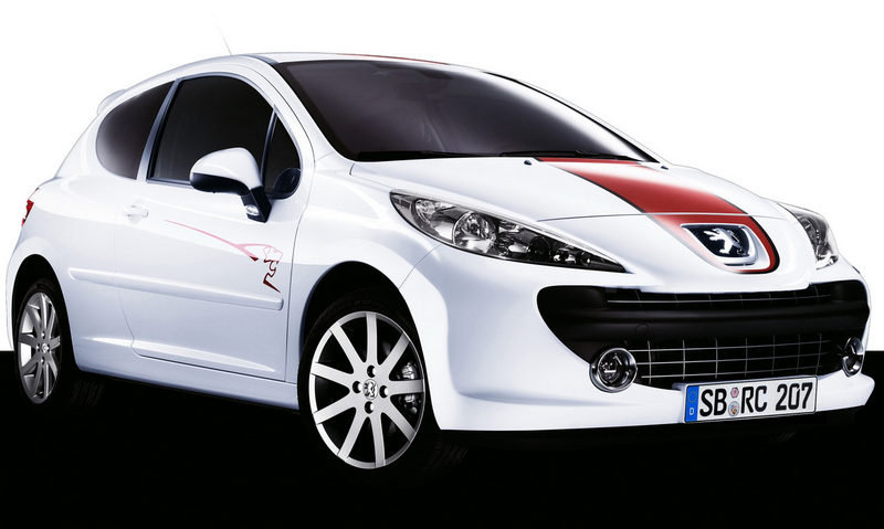 peugeot 207 news and reviews top speed. Black Bedroom Furniture Sets. Home Design Ideas