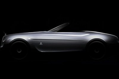 Pininfarina Hyperion will debut at Pebble Beach Concours