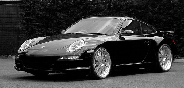 porsche 997 turbo by project khan picture