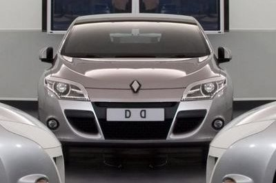 Renault Megane III - first official image?