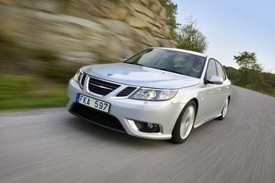 Saab 9-3's production will remain in Sweden