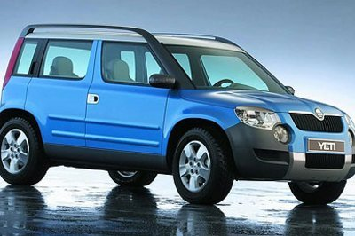 Skoda SUV will be launched in 2009
