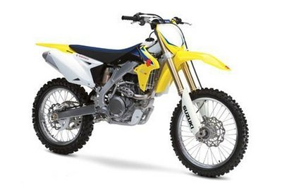 Suzuki dirt bike models of 2009 have been launched!