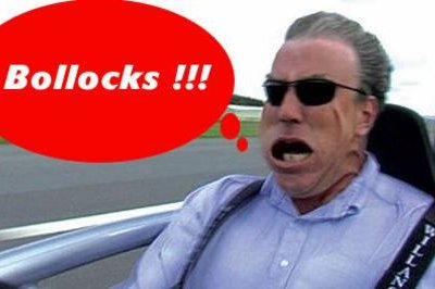 TopGear producer says Clarkson 186mph speeding was just a joke, really?