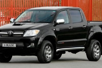 2008 Toyota Hilux Invincible 200