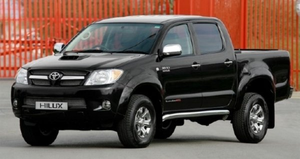 toyota hilux, photo #2