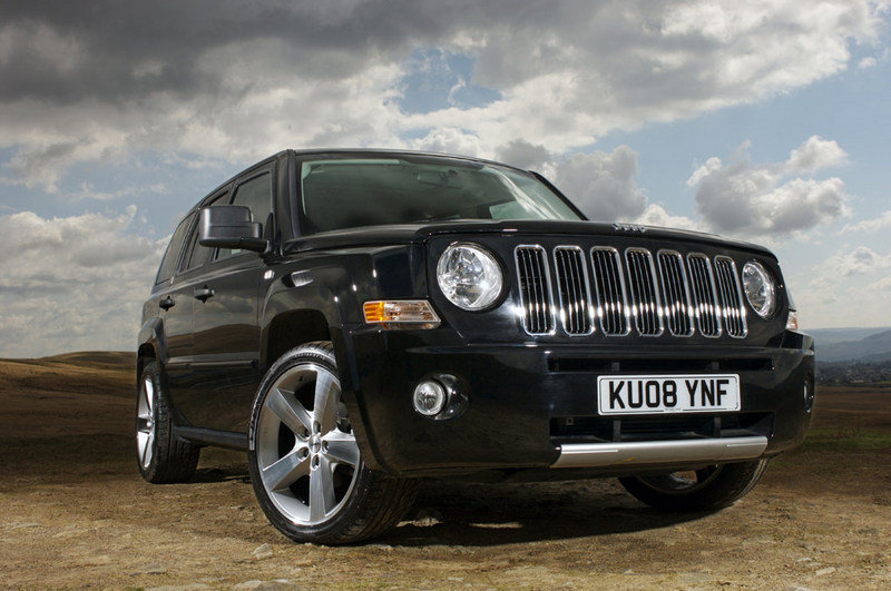 UK debut for the 2008 Startech Jeep Patriot