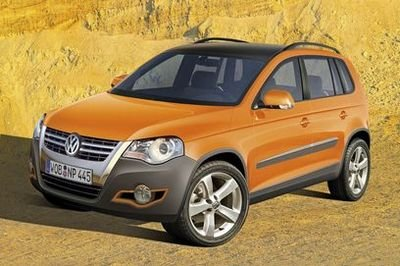 Volkswagen Polo SUV coming in 2010