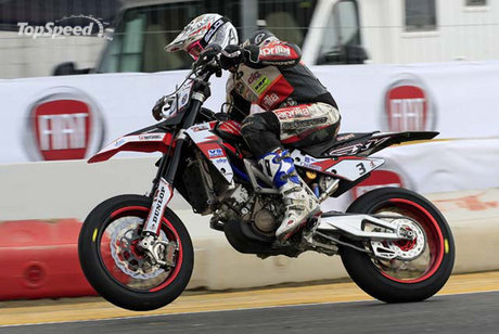 Castelletto di Branduzzo (Pv) - 2nd round of the World Supermoto