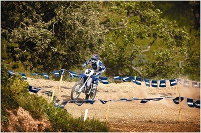 Yamaha introduces the 2009 Motocross and Off-road models