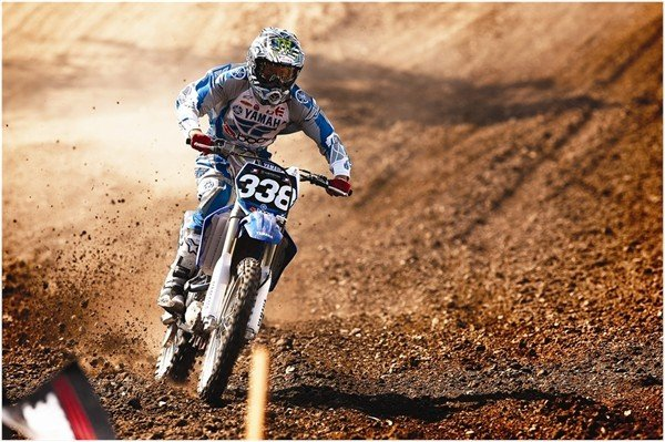 yamaha introduces the 2009 motocross and off-road models picture