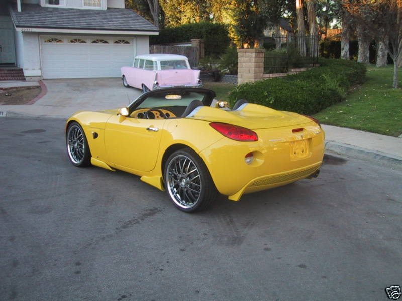 2006 SEMA Pontiac Solstice for sale on Ebay