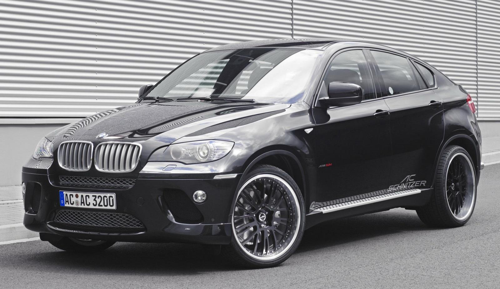 Audi Car Mats >> 2008 BMW X6 By AC Schnitzer Review - Top Speed