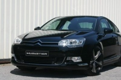 2008 Citroen C5 by Musketier