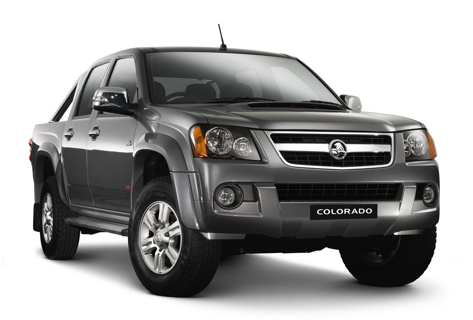 2008 Holden Colorado Review - Top Speed