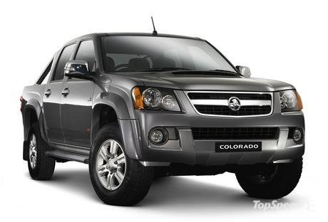 2008 Holden Colorado 460X0w